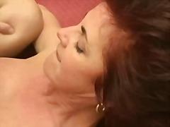 Porno: Anālais, Pusmūža Sievietes, Spalvainās