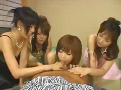 Porn: Azijci, Grupni, Prvoosebno Snemanje Seksa