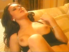Classic asia carrera couch loving