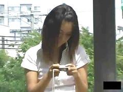 Porno: Ekshibicionistas, Azijietės