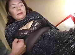 亞洲 老太