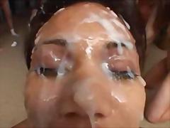 גמירות על הפנים