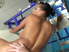 Porno: Ağır Sikişmə, Gözəl Qız, Döşlər