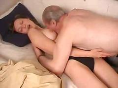 Porno: Ikiqat, Rus, Yaşlı, Gözəl Qız