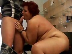 Bbw gets fucked