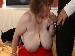 Πορνό: Παχιά Γυναίκα, Γιαγιά, Μεγάλα Βυζιά