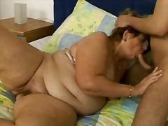 Πορνό: Γιαγιά, Παχιά Γυναίκα