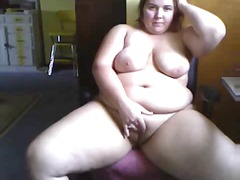 Porr: Bbw, Webcam, Onani