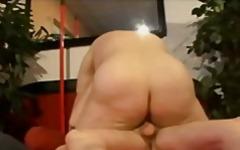 Porno: Yaşlı, Gombullar, Corablı, Alman