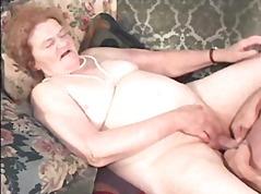 Porno: Babičky, Moletky, Staršie Ženy, Veľké Kozy