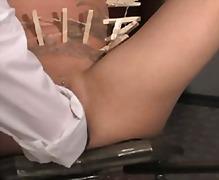 Porno: Sidumine Ja Sadomaso, Blondid, Sõrmega