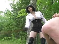 Porno: Sidumine Ja Sadomaso, Nüpeldamine, Domina