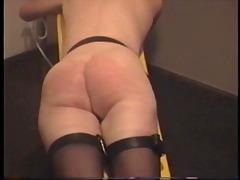 Porno: Mazohisms, Pusmūža Sievietes, Sišana Pa Dibenu