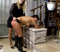 Porno: Şillələmək, Bdsm