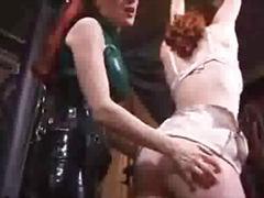 Porno: Lezbi, Bdsm