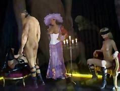 Porno: Bdsm, Qrup, Ağır Sikişmə