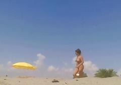 Pornići: Voajer, Plaža