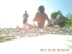 Porno: Në Plazh, Kamera Fshehur, Italiane
