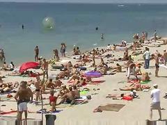 Pornići: Plaža, Javno, Tinejdžeri