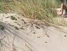 Porn: Na Plaži, Najstnica, Masturbacija