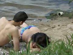 პორნო: პლაჟი, საზოგადო, დამალული