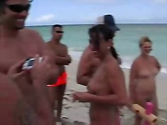 Pornići: Plaža, Javno, Flashing