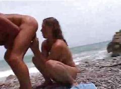 Porno: Çimərlik, Çalanşik, Ağır Sikişmə