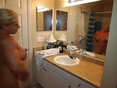 Porn: सुनहरे बाल वाली, बड़े स्तन
