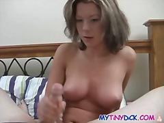 Porno: Robótki, Jebanie Piersi, Atrakcyjne Starsze Kobiety, Robótki Ręczne