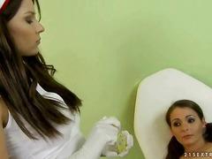 جنس: أوروبى, ممرضات, نجوم الجنس, سحاقيات
