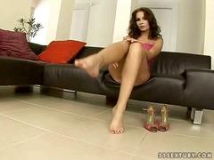 جنس: السمراوات, حب الأرجل, حب الأرجل