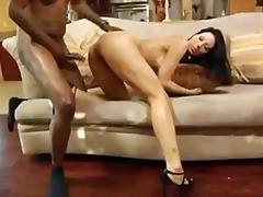 Porn: Medrasni Seks, Jahanje, Hardcore, Posnetek Od Blizu