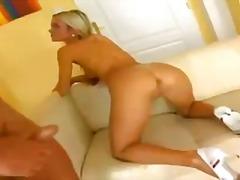 پورن: همسر, ستاره فیلم سکسی, مو بور, تنگ