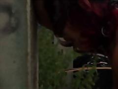 ಪೋರ್ನ್: ಹೊರಗೆ, ನೈಲಾನ್, ಆಟಿಕೆ, ಹಾರ್ಡ್ ಕೋರ್