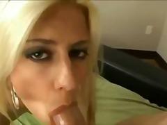 Porno: Boğaza Kimi, Sarışın