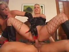 Porno: Hardporno, Nylon, Blond, Lateks