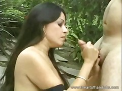 Porno: Kürən, Draçitləmək, Çöldə, Gözəl