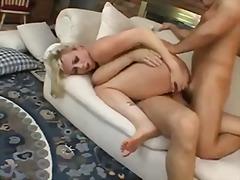 Porno: Blondýnky, Dvojitá Penetrace, Velký Zadky, Velký Zadky