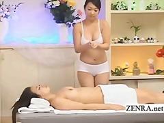 جنس: يابانيات, بزاز, مؤخرة كبيرة, غريب جداً