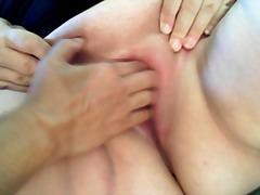 Porno: Ilusad Suured Naised, Lähivõte, Pritsimine