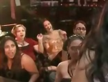 Porno: Grup, Estriptis, Semen, Dona Vestida Home Despullat