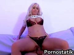Lucah: Porno Hardcore, Rambut Blonde, Bintang Porno, Pakaian Dalam