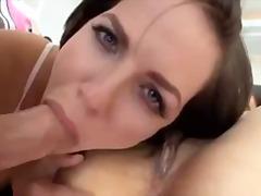 Porr: Långt Ner I Halsen, Rumpa, Lesbisk, Röv