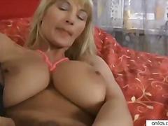 Porn: Blondinka, Velike Joške, Velike Joške, Blondinka