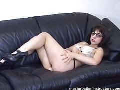 Porno: Masturbasya, Eynəklər, Müəllimə, Fetiş