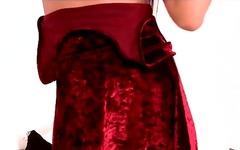 جنس: نكاح اليد, السمراوات, كيلوت, خلع الملابس
