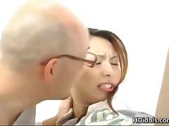 جنس: امناء الرجال على امرأة, يابانيات, كس مشعر