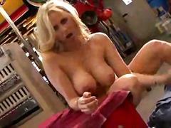 Порно: Хардкор, Доги Стил, Свршување, Избричена