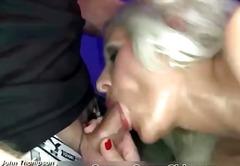 جنس: القذف, الجنس فى مجموعة, امناء الرجال على امرأة