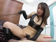 Porno: Sifətə, Qadın Kişini, Şillələmək, Draçitləmək